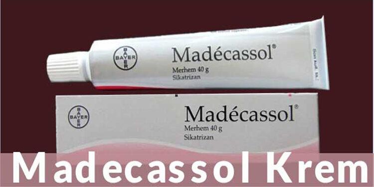 Madecassol Krem Nedir