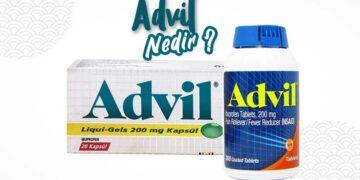 Advil Kullanımı